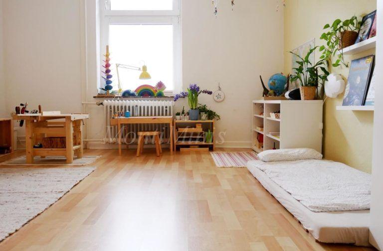 Michels Kinderzimmer mit 3,5 Jahren Kinder zimmer