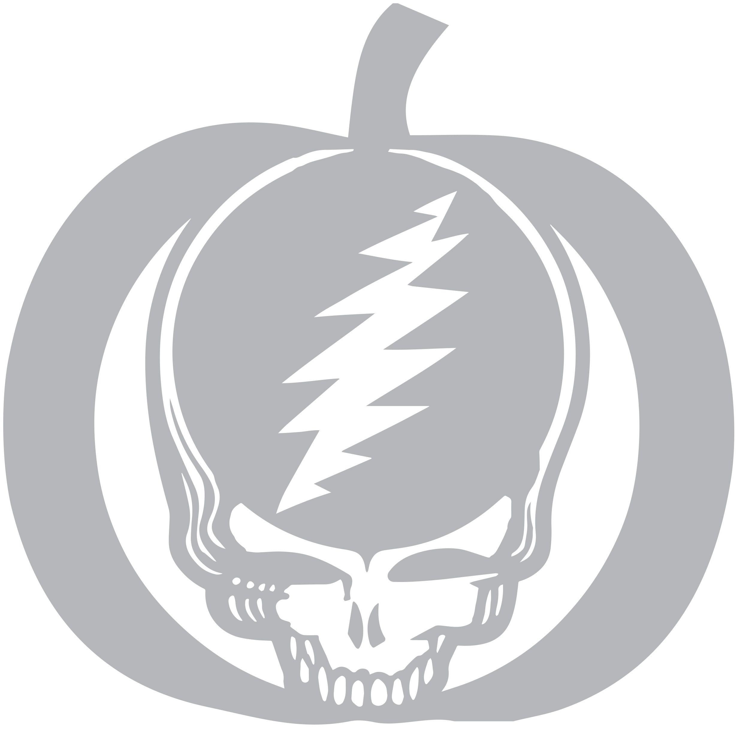 Grateful Dead Pumpkin Stencils | Grateful Dead | Holidays ...