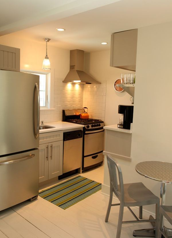 Best 27 Space Saving Design Ideas For Small Kitchens Modern 400 x 300