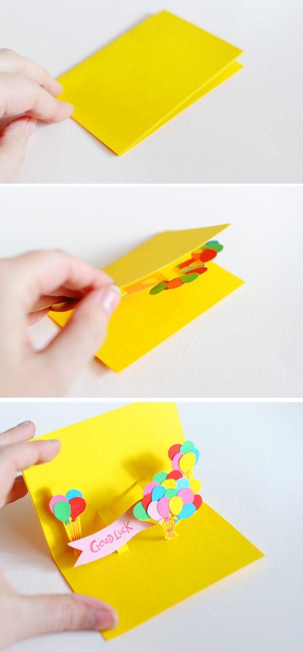Cartas Hechas A Mano Creativas