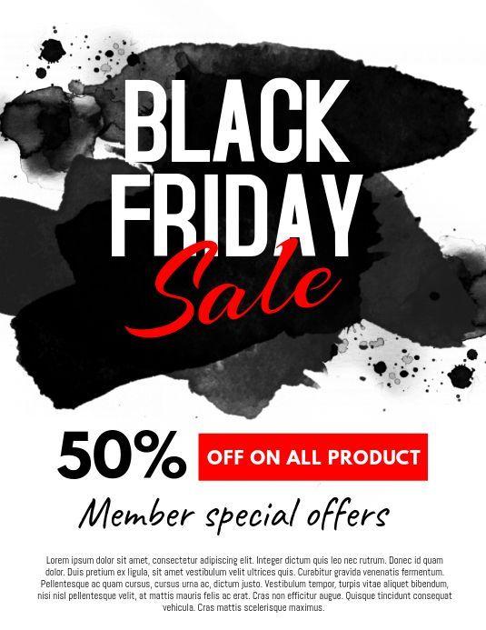 black friday deals flyers ! #black #friday #deals #flyers schwarzer freitag befa…