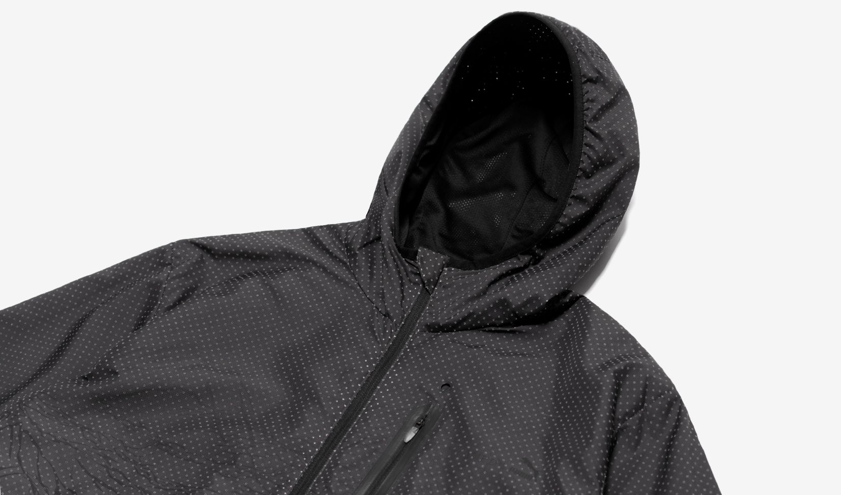 9000e0367184 Stampd x Puma Tech Windbreaker - Black Gradation