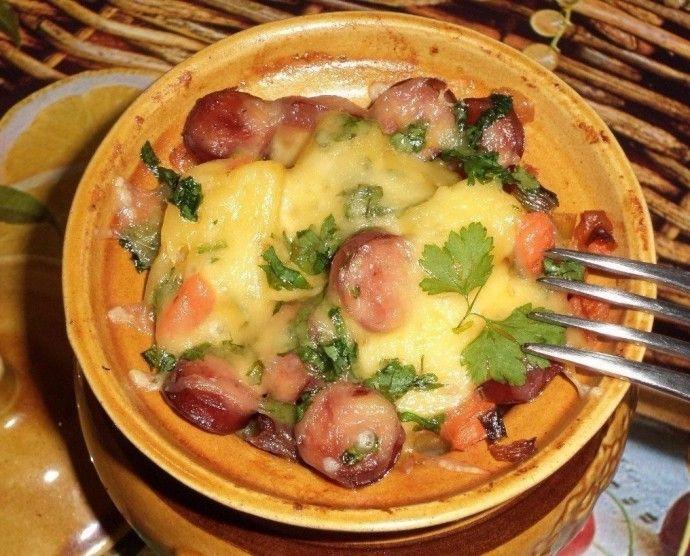 Рецепты из картофеля с курицей в мультиварке