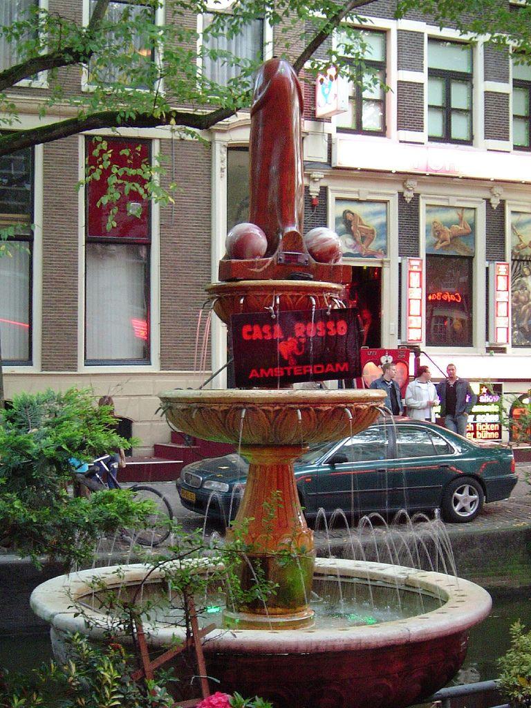 Red light district köln