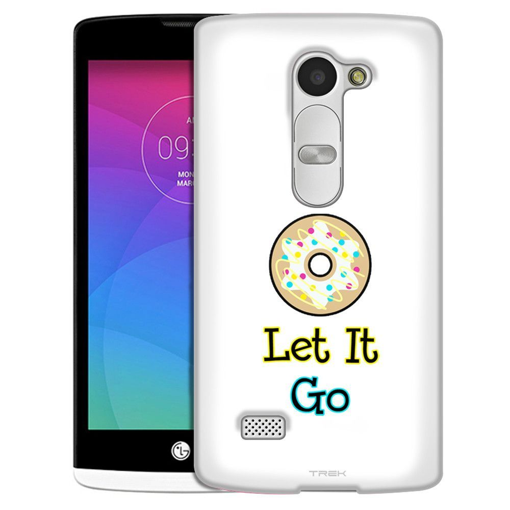 LG Leon Donut Let It Go Slim Case