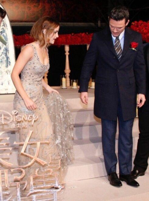 Pin By Carmen Devey On Disney In 2019 Emma Watson Luke Evans