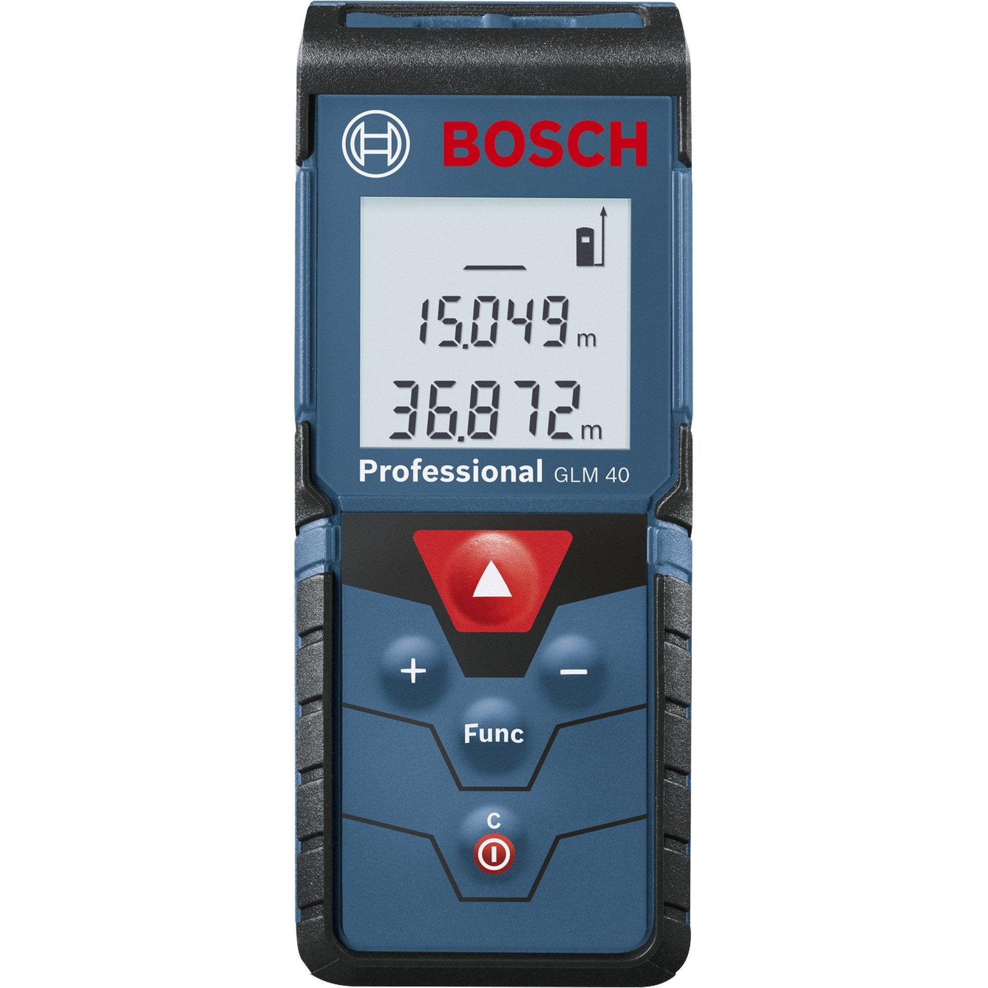 Télémètre Laser Bosch Professional Glm 40 40 M Products En