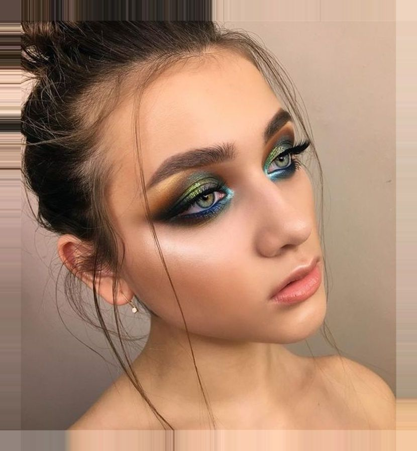 #makeup #styles #winter makeup for brown eyes tutorials makeup styles Best Winter Makeup Looks For Your Inspiration; Makeup Looks; Winter Makuep; Wint…