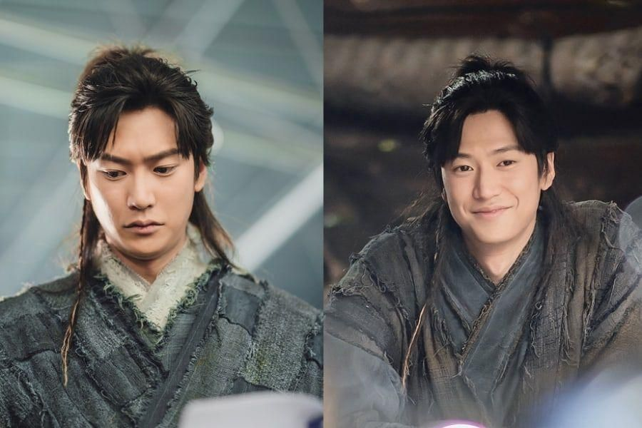 "Na In Woo Shows Both His Serious And Bright Sides Behind The Scenes Of ""River Where The Moon Rises"""