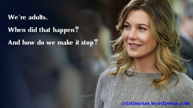 Meredith\'s Grey quotes. | Grey quotes, Meredith grey quotes ...