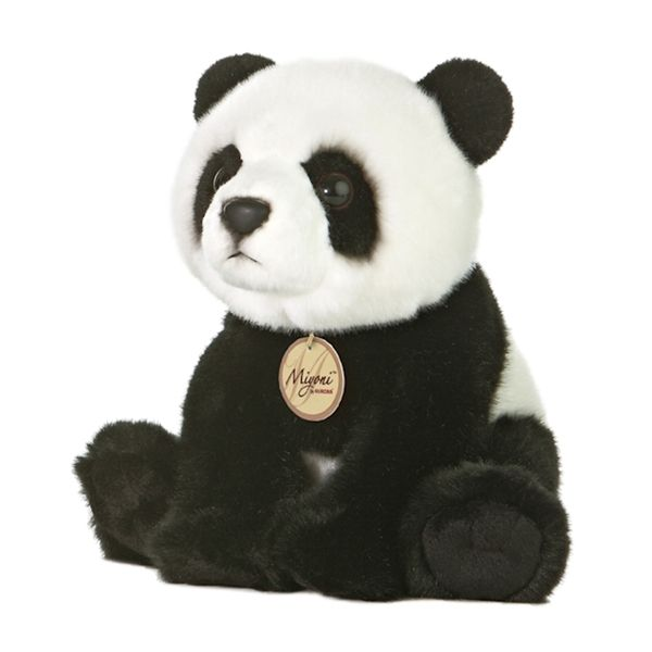 622c74a3b92 I used to have a little stuffed panda bear like this when I was young and I  called it Pandy lol