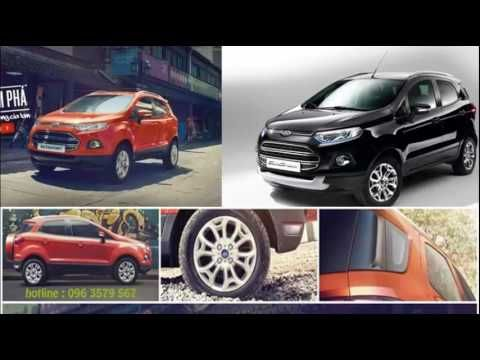 danh gia xe ford ecosport 2016