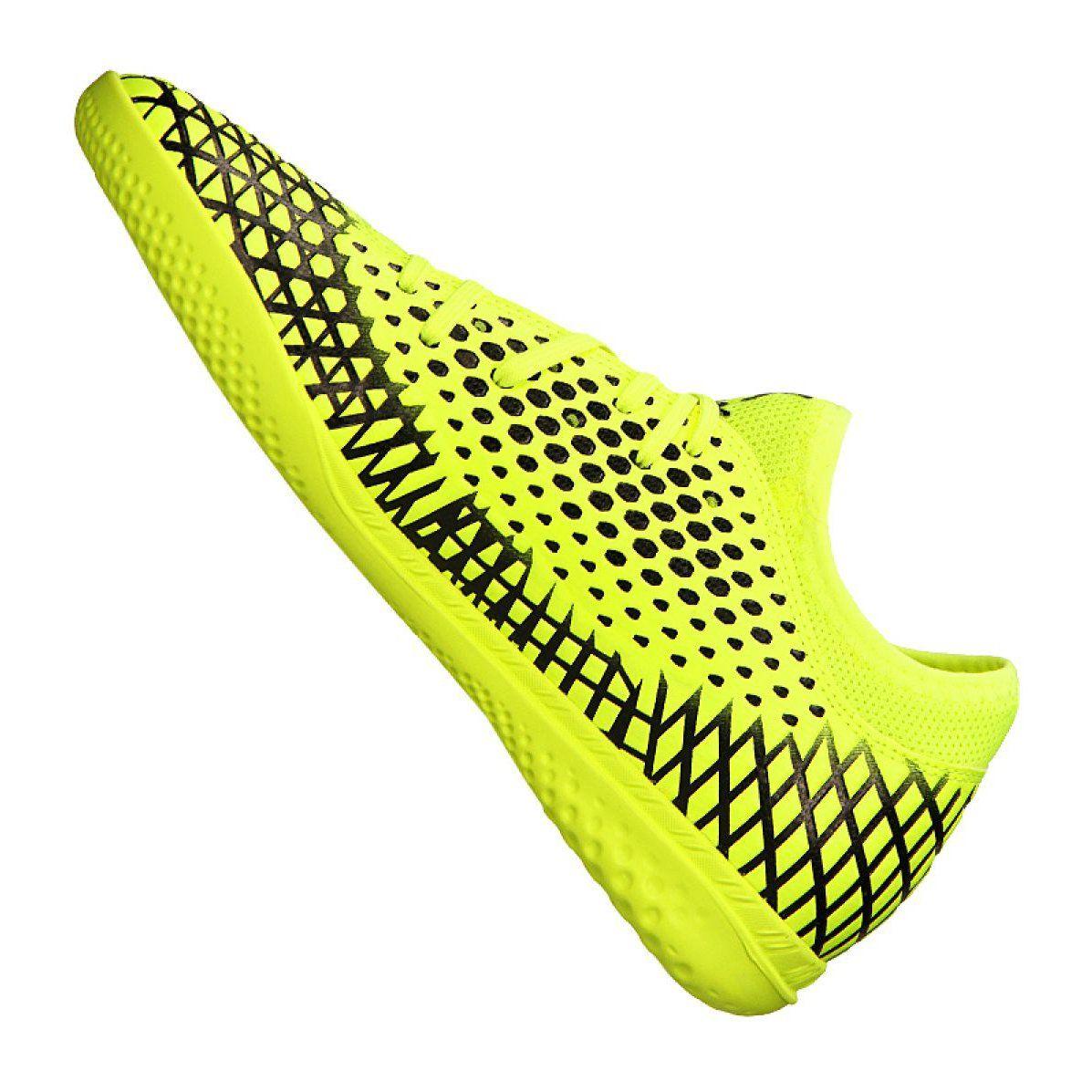 Indoor Football Sport Puma Puma Future 4 4 It M 105691 03 Football Boots Yellow Yellow Football Boots Junior Shoes Boots