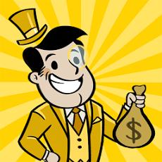 AdVenture Capitalist Mod Apk (Unlimited GoldsBucksTickets