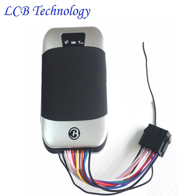 Vehicle Car GSM GPRS GPS tracker GPS303I With Remote