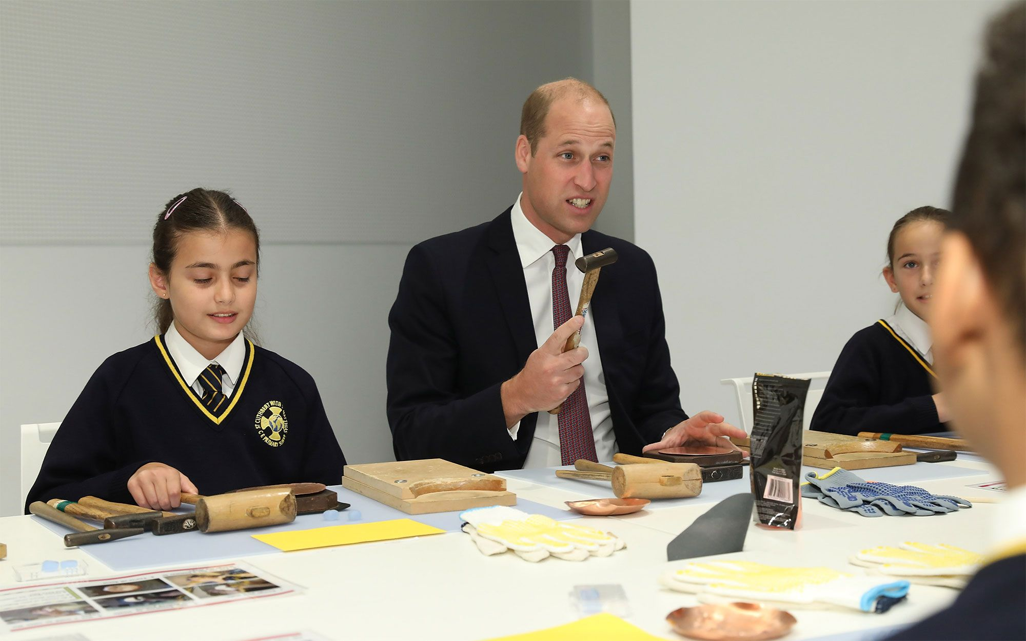 Prince William Makes Rare Blunder While Opening Japanese