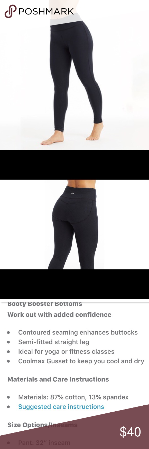 "a2438272493 Booty booster bottoms Marika booty booster bottoms. Hold your shape!!! 3""  waist band. Best workout leggings ever! Marika Pants Leggings"