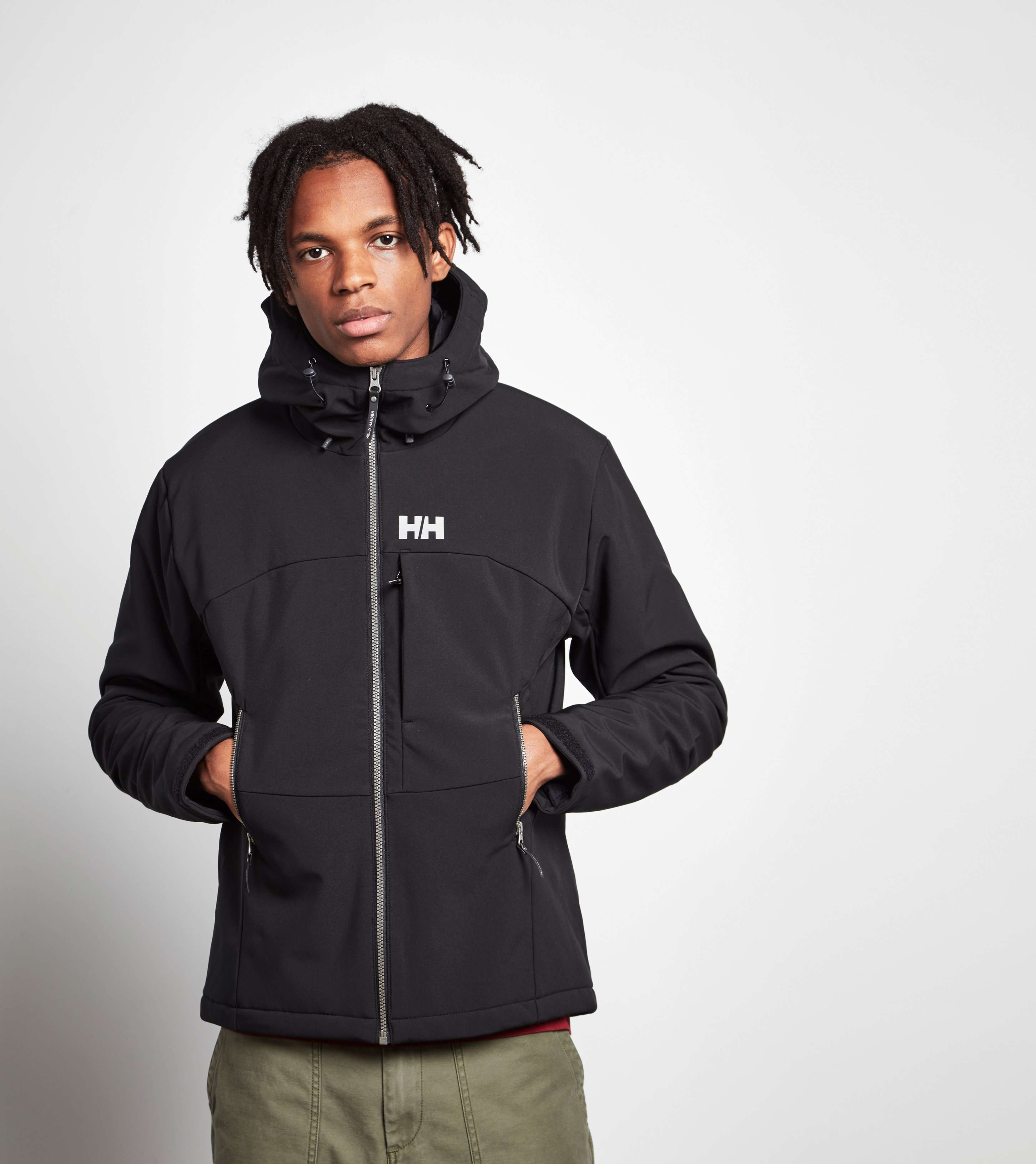 Helly Hansen Paramount Insulated Softshell Jacket | Size