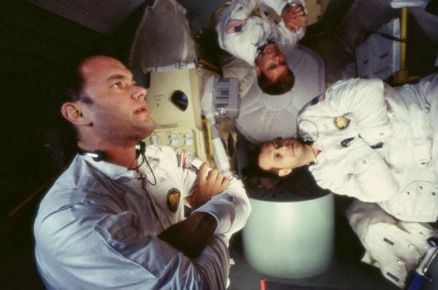 Mount Rushmore of Movies Bloghop, Tom Hanks in 'Apollo 13'