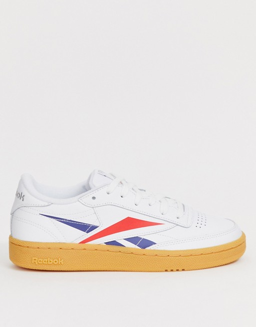 Reebok Club C Sneakers with Large
