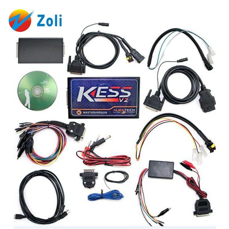 KESS V2 V2 13 OBD2 Tuning Kit No Token Limitation No