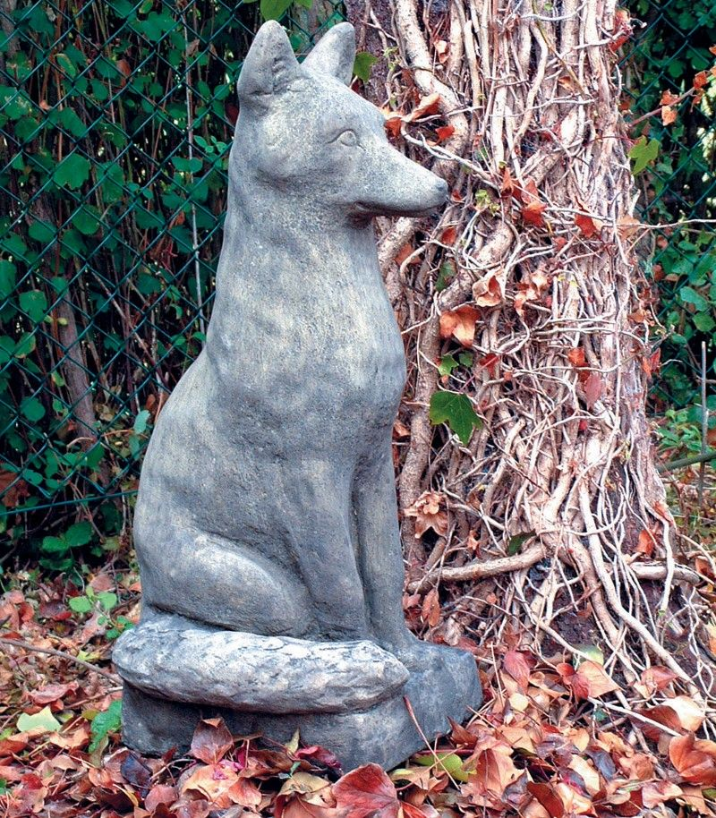Fox Animal Sculpture Large Garden Statue. Buy Now At Http://www.
