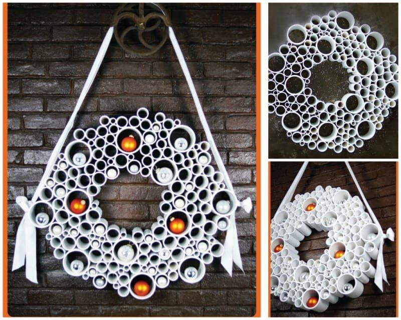 Photo of 50 Unexpected Wreaths You Can Make Out Of Anything