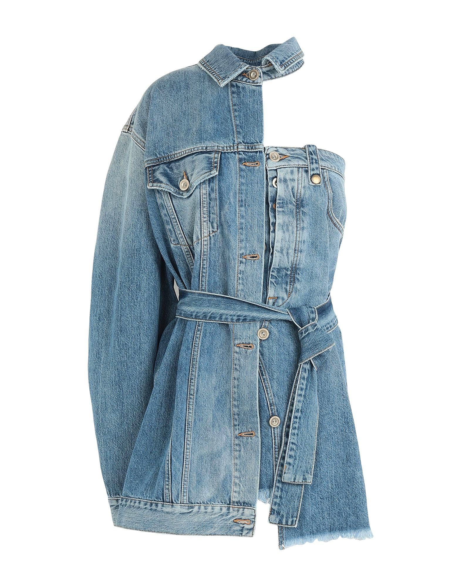BEN TAVERNITI™ UNRAVEL PROJECT Denim dress - Dress