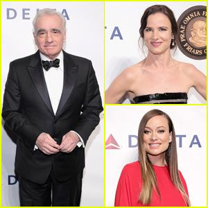 Olivia Wilde, Juliette Lewis, & More Honor Martin Scorsese with…