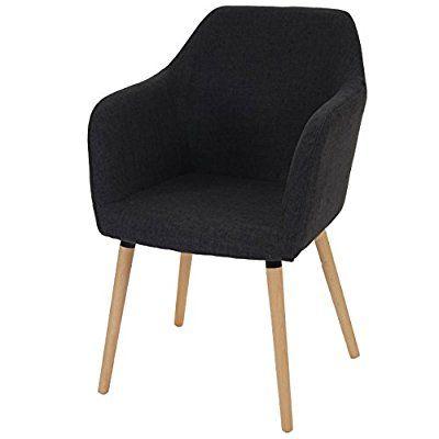 Chaise de séjour / salle à manger Malmö T381 / style rétro des
