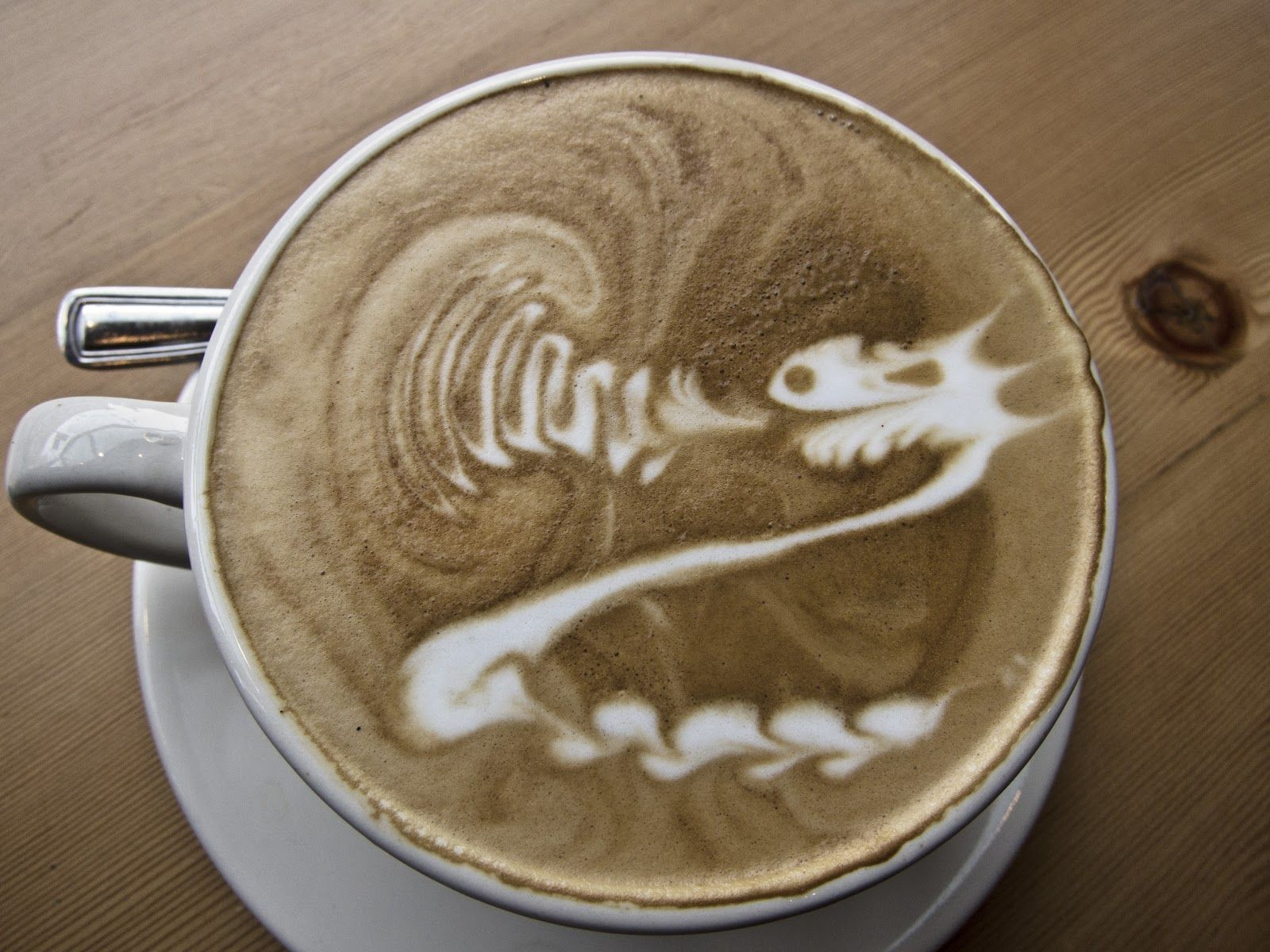 Penis lattes are here to give morning glory a whole new meaning