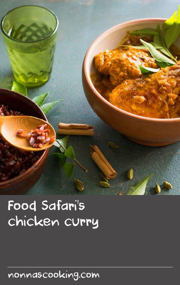 Food Safaris Chicken Curry Recipe In 2018 Best Classic Recipes