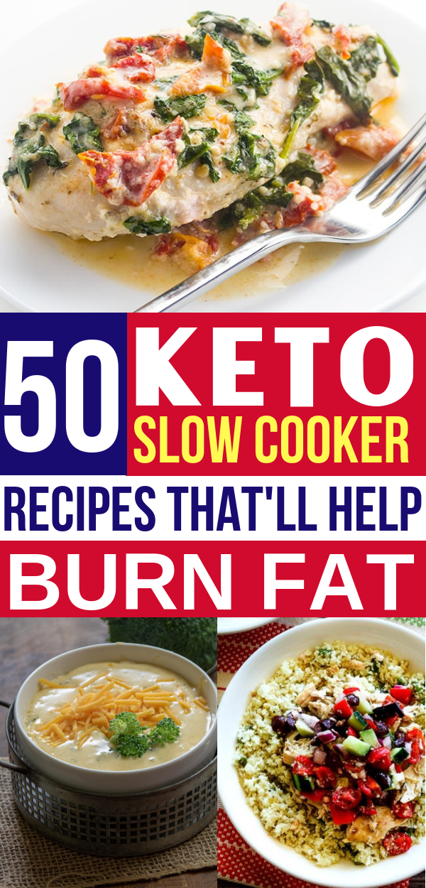 50 Best Keto Slow Cooker Recipes For Easy Weeknight Dinners images