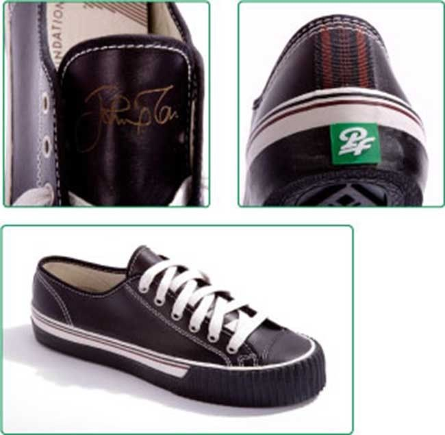 1b3b9b98905d Johnny Marr PF Flyers Sneakers Super Rare! Only 216 Pairs Made! Smiths  Morrissey