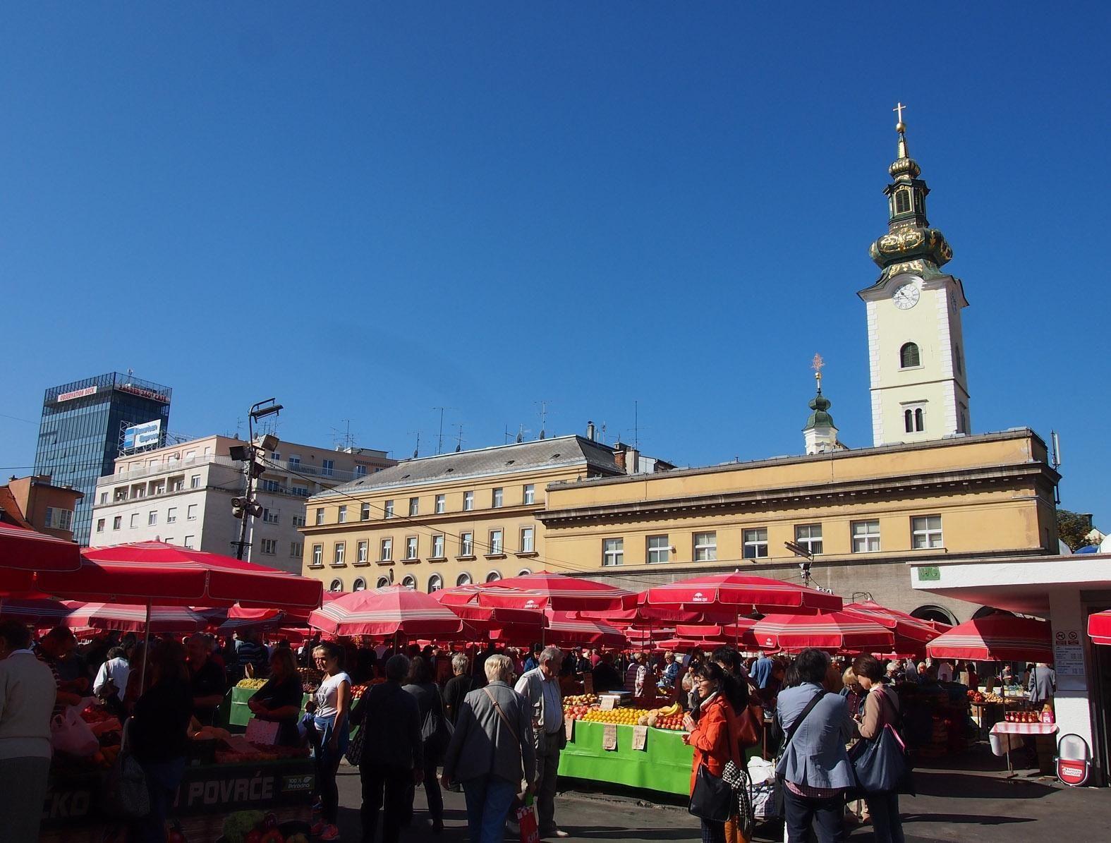 Lower Town Zagreb Croatia Zagreb Croatia
