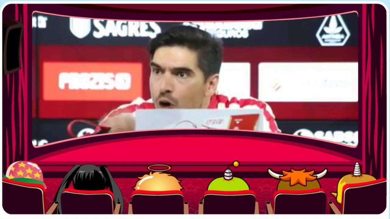 Abel Ferreira reage à polémica!