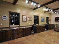 Lovely Garage Envy | Jay Lenou0027s Garage Conversion, Custom Garage Interiors, Garage  Design