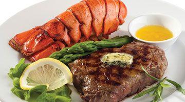 Enjoy a Complete Steak & Lobster Dinner from 7pmâ 11pm ...