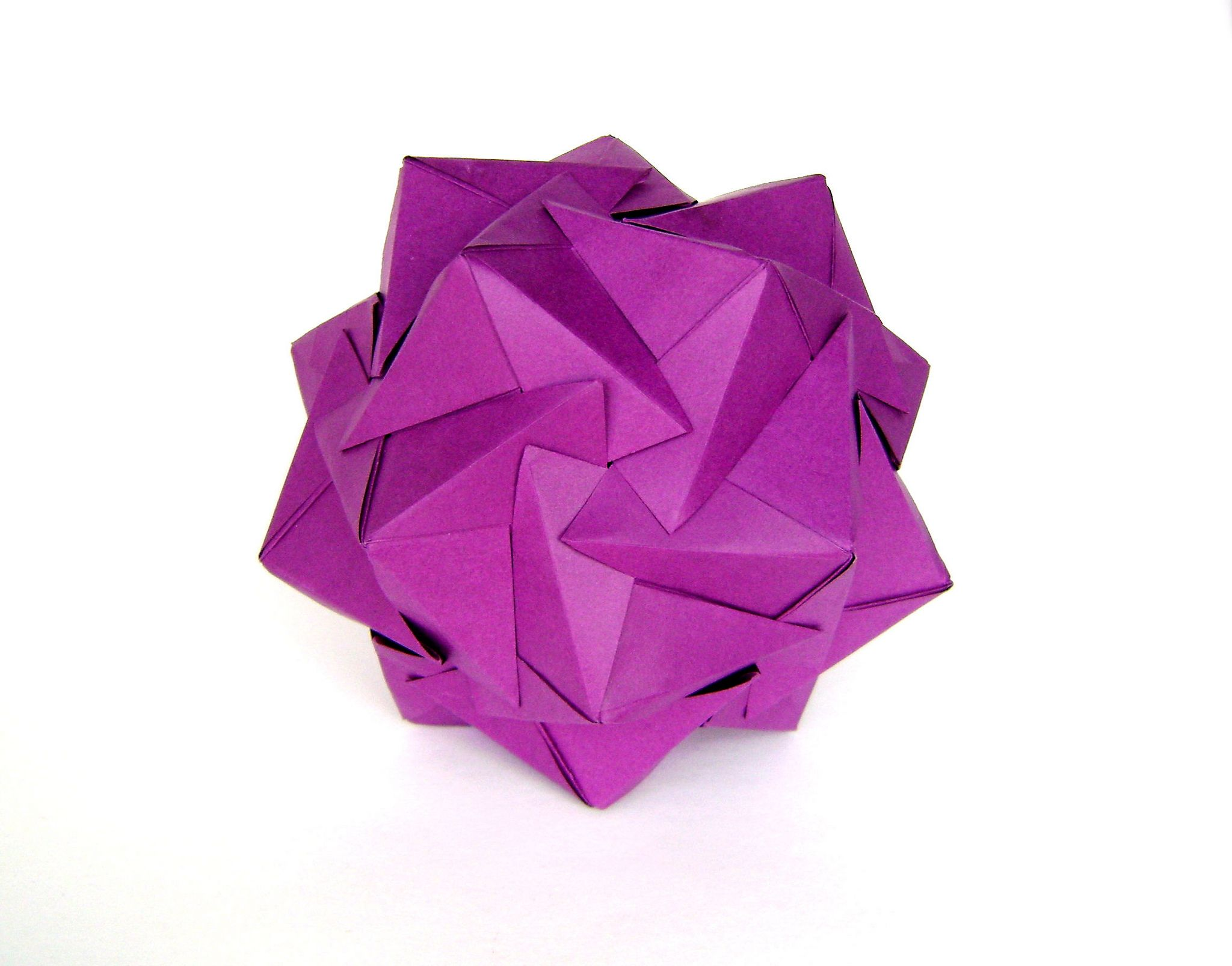 20 Intersecting Cubes Origami Modular Bird Curler Diagram Kusudama Me Craftsorigami Pinterest