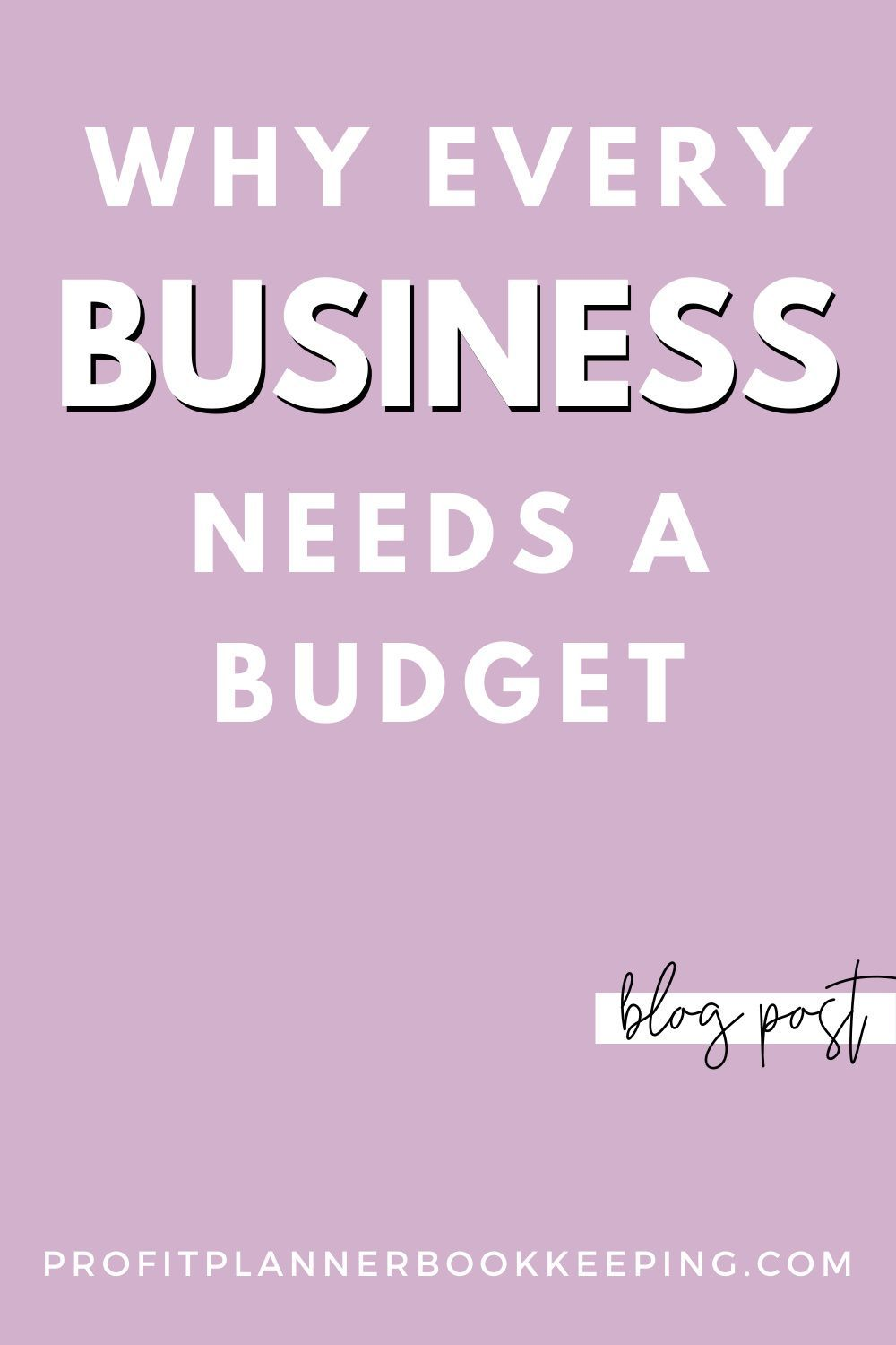 Why Every Business Needs A Budget Profit Planner Books Kickstart Accounting Services In 2020 Budgeting Small Business Accounting Small Business Finance