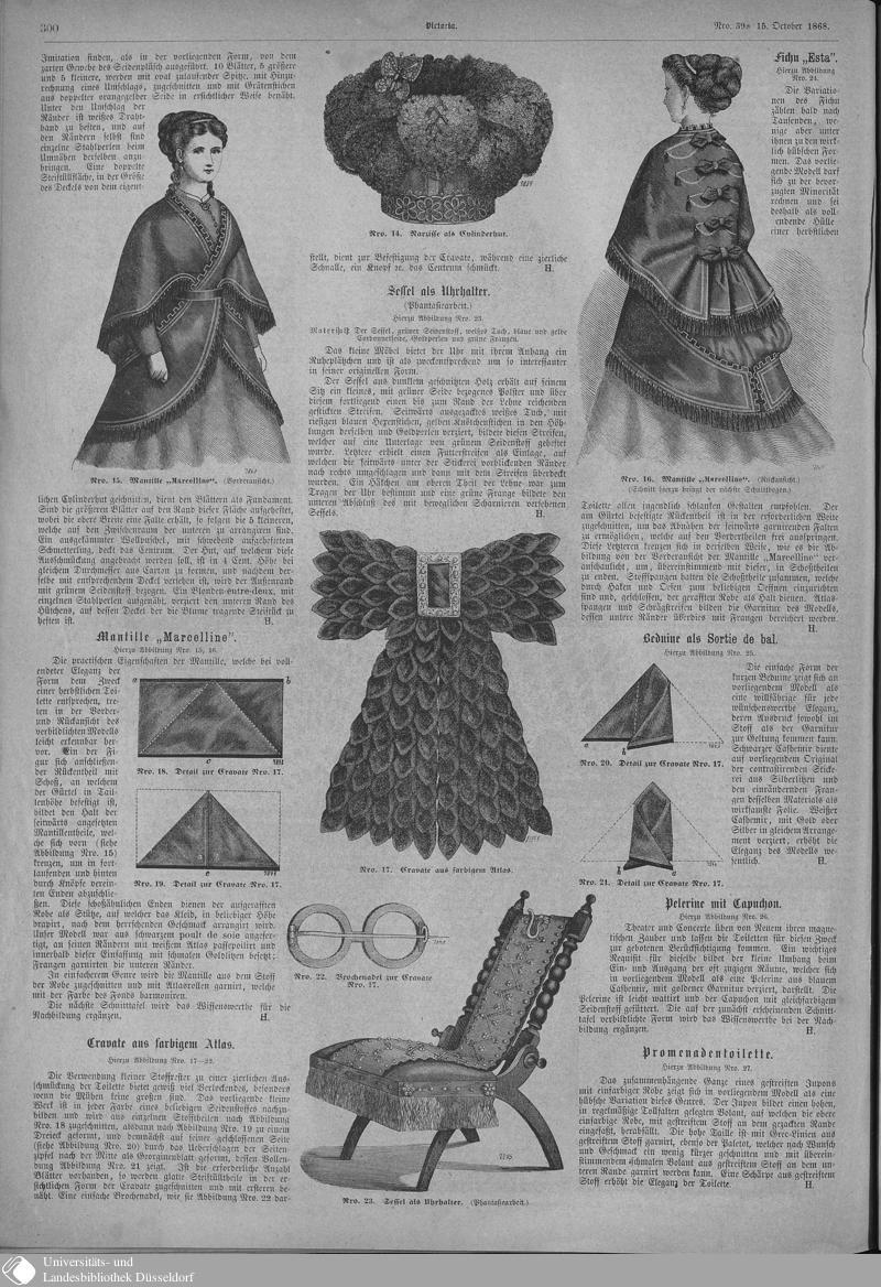148 [300] - Nro. 39. 15. October - Victoria - Seite - Digitale Sammlungen - Digitale Sammlungen