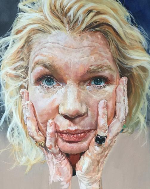 Suzan Schuttelaar Portretschilder Cursussen En Workshops Ook Maakt