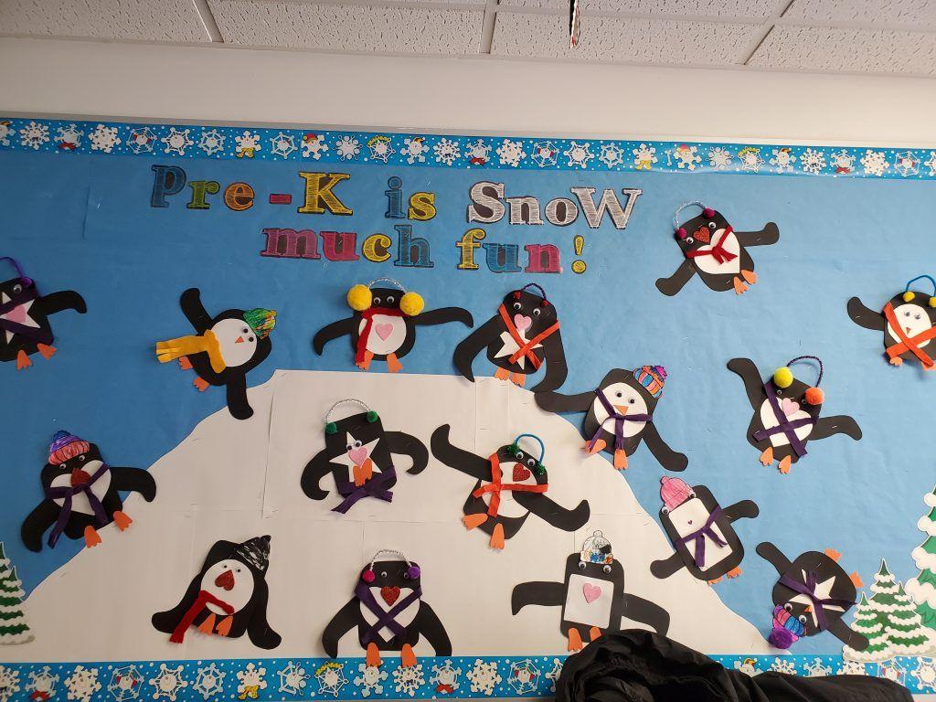 Shape Penguins In