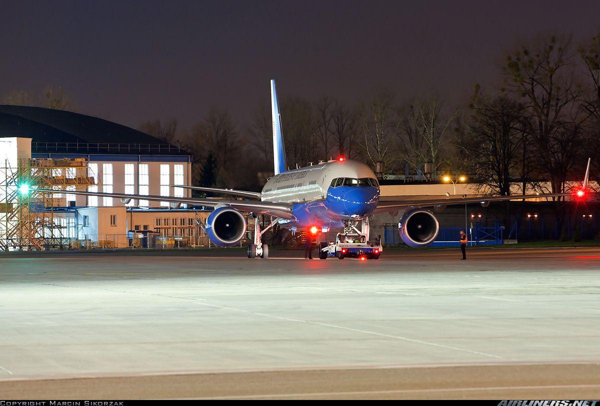 Boeing C32A (757200) USA Air Force Aviation Photo