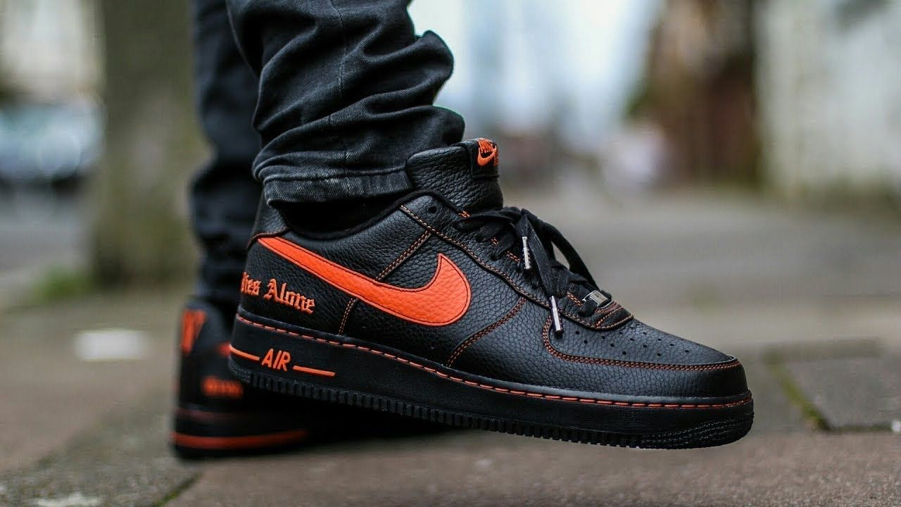 VLONE x Nike Air Force 1 Review & Unboxing | Youtube Shoes