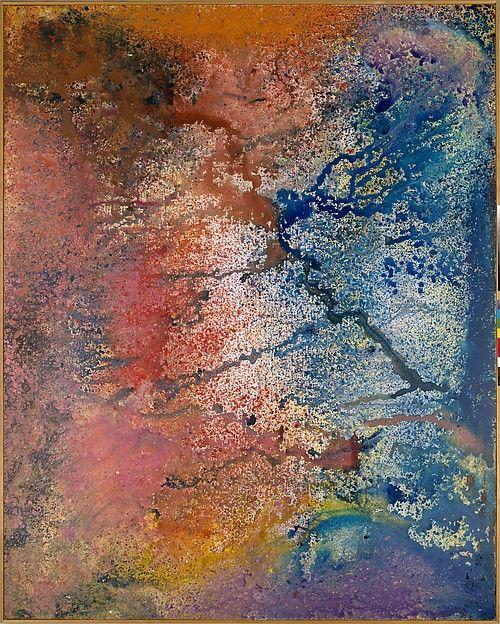 Cynthia Hazen Polsky  Love's Tide, 1973  The Metropolitan