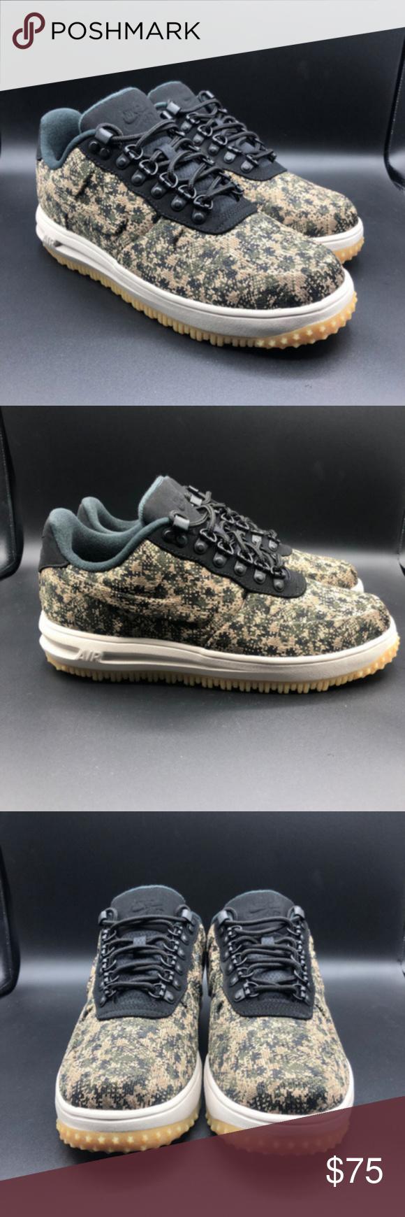 Nike Men's LF1 Duckboot Low Casual Shoe
