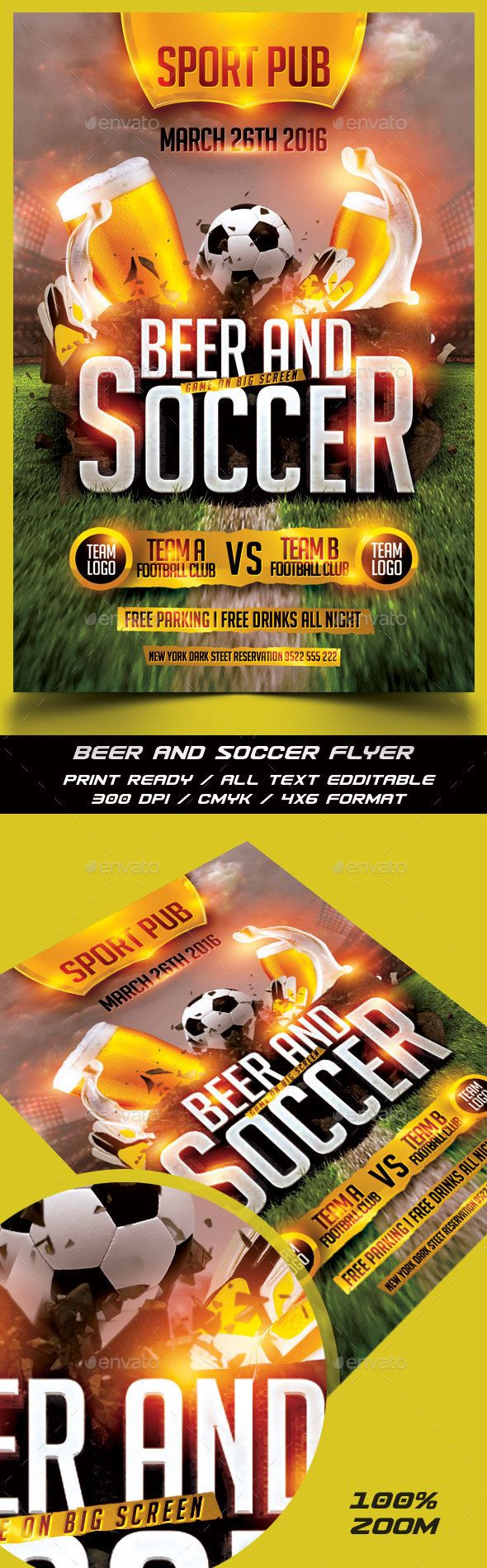 basketball event flyer template the full psd flyer here soccer and beer flyer