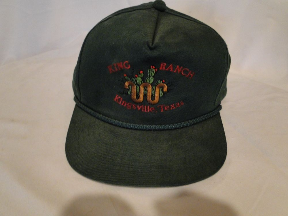 46aca3bca50 Vintage King Ranch Kingsville Texas Snapback Farmer Trucker Hat Cap 70s 80s   fashion  clothing  shoes  accessories  vintage  vintageaccessories (ebay  link)