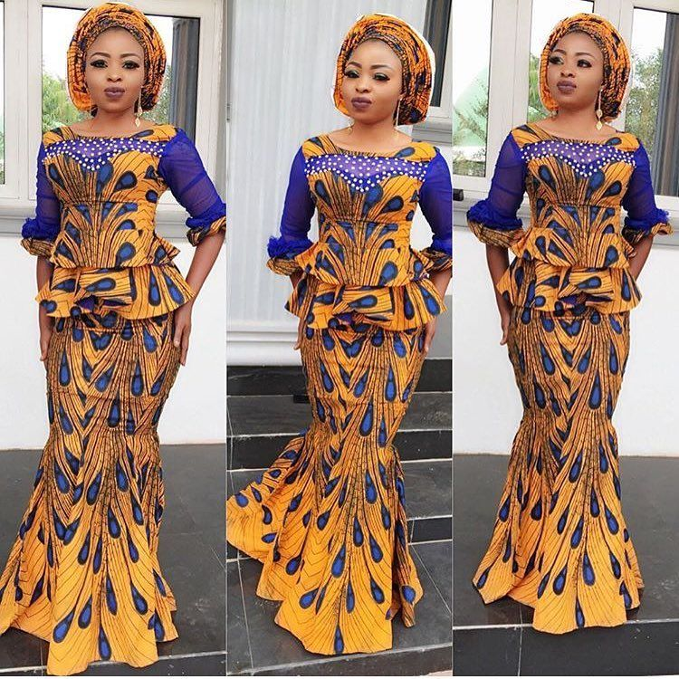 2 229 Likes 2 Comments Aso Ebi Styles Asoebibella On